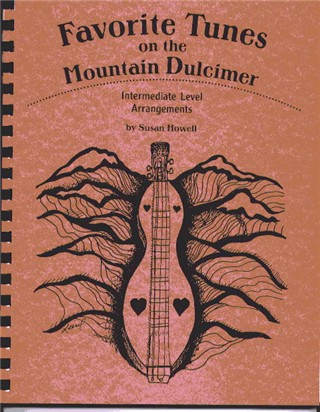 Favorite Tunes on the Mountain Dulcimer